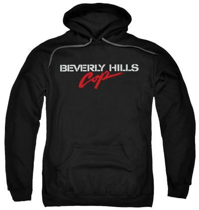 Hoodie: Beverly Hills Cop - Logo