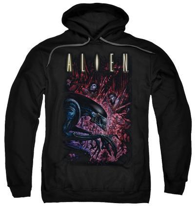Hoodie: Alien - Collection