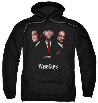 Hoodie: The Three Stooges - Wiseguys