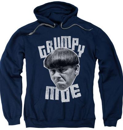 Hoodie: The Three Stooges - Grumpy Moe