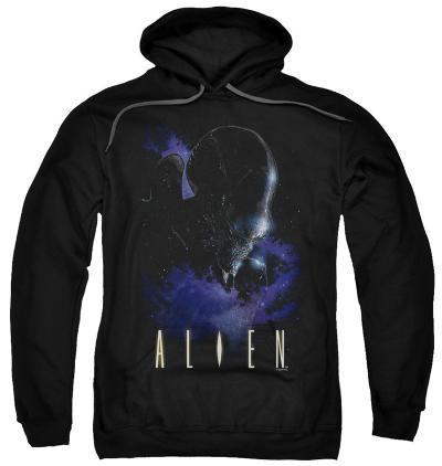 Hoodie: Alien - In Space