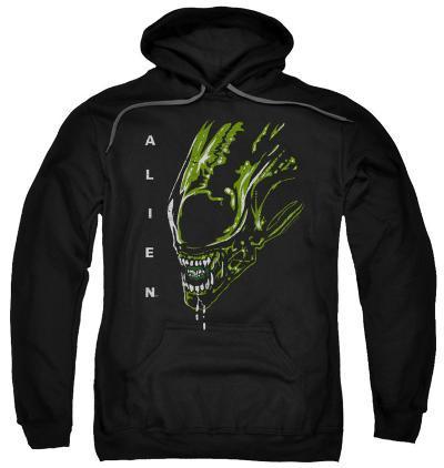 Hoodie: Alien - Acid Drool