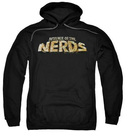 Hoodie: Revenge Of The Nerds - Logo