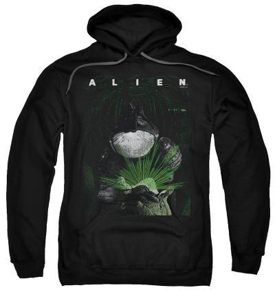 Hoodie: Alien - Take A Peak