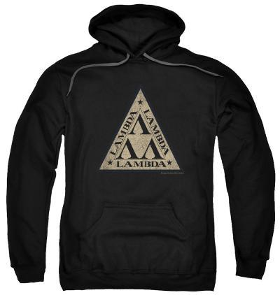 Hoodie: Revenge Of The Nerds - Tri Lambda Logo