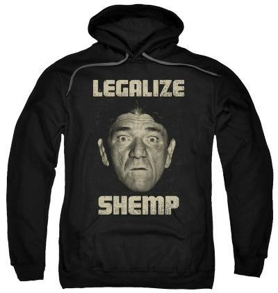Hoodie: The Three Stooges - Legalize Shemp