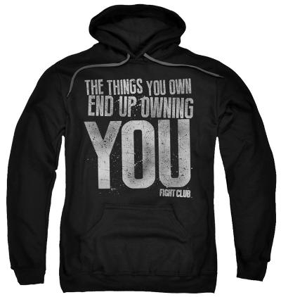 Hoodie: Fight Club - Owning You