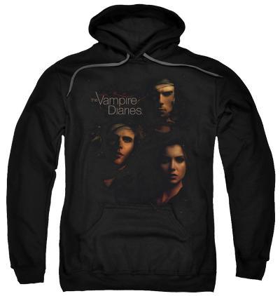 Hoodie: Vampire Diaries - Smokey Veil