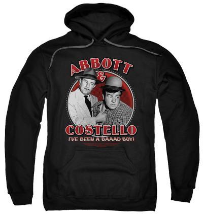 Hoodie: Abbott & Costello - Bad Boy