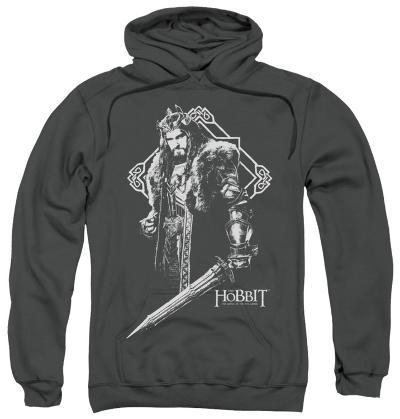 Hoodie: The Hobbit: The Battle of the Five Armies - King Thorin