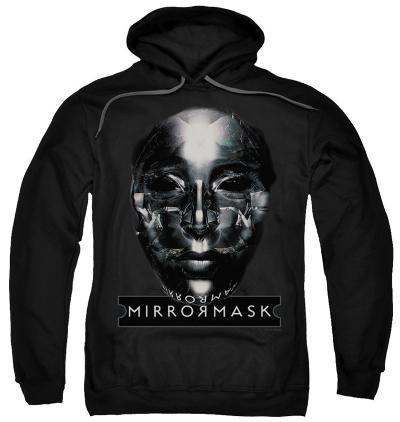 Hoodie: Mirrormask - Mask