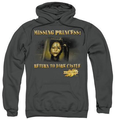 Hoodie: Mirrormask - Missing Princess