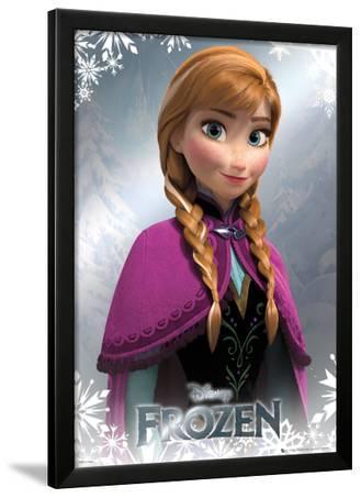 Frozen - Anna Foil Poster