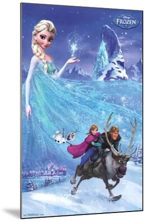 Frozen One Sheet