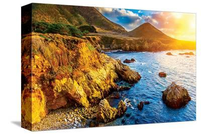 Big Sur CA - Pacific Sunset