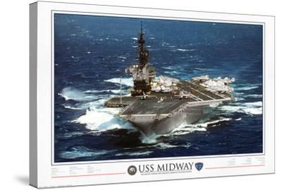 USS Midway - 1945 to 1997