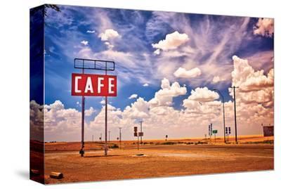 Cafe US 66 HDR