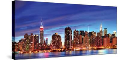 NYC Skyline HDR