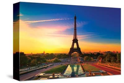 Paris at Dawn II
