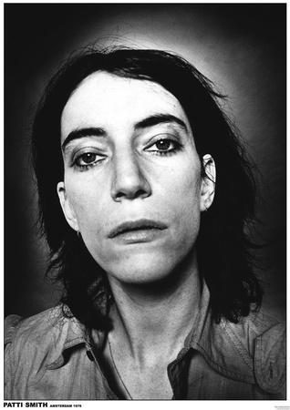 Patti Smith – Amsterdam 1976