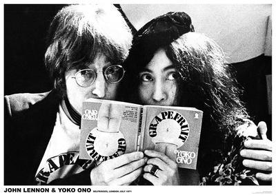 John Lennon & Yoko Ono – Selfridges London July 1971