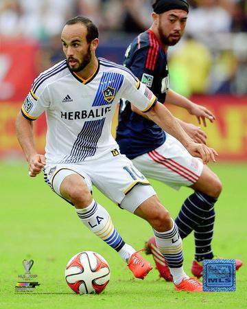 Landon Donovan 2014 MLS Cup Final Action
