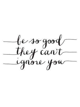 Be So Good They Cant Ignore You
