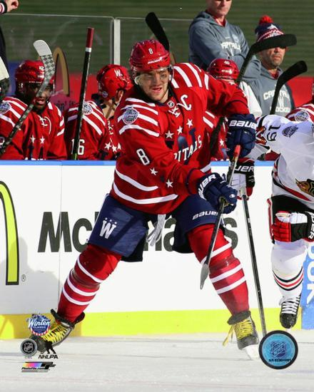 Alex Ovechkin 2015 NHL Winter Classic Action Photo at AllPosters.com 6752fbb2eeb4