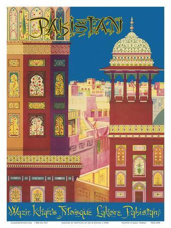 Pakistan - Wazir Khan's Mosque