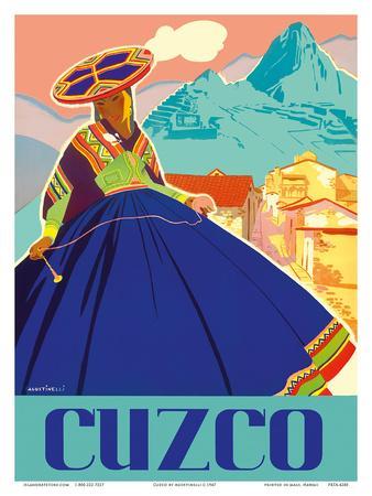 Cuzco, Peru - Machu Picchu
