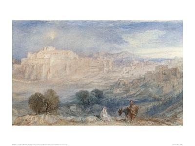 Bethlehem, The Flight into Egypt