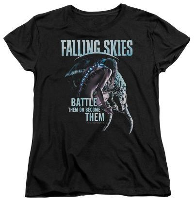 Womens: Falling Skies - Battle Or Become