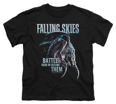 Youth: Falling Skies - Battle Or Become