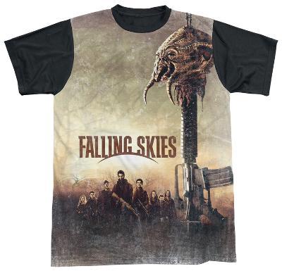 Falling Skies - Skitter Head (black back)