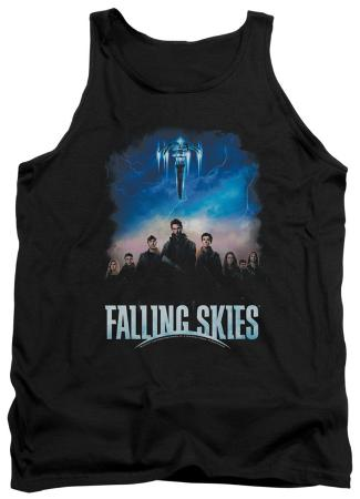 Tank Top: Falling Skies - Main Players