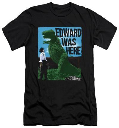 Edward Scissorhands - Edward Was Here (slim fit)