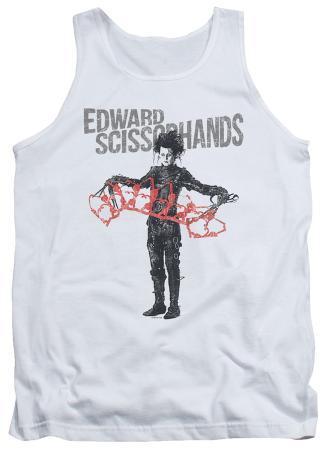 Tank Top: Edward Scissorhands - Show & Tell