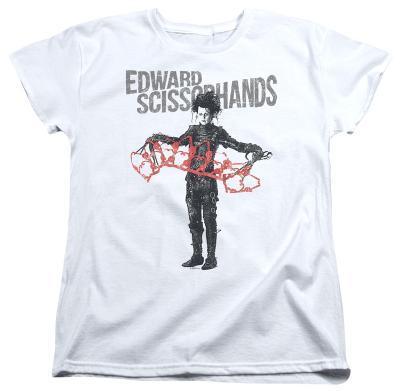 Womens: Edward Scissorhands - Show & Tell