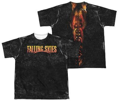 Youth: Falling Skies - Harness (Front/Back Print)