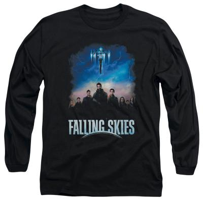 Longsleeve: Falling Skies - Main Players
