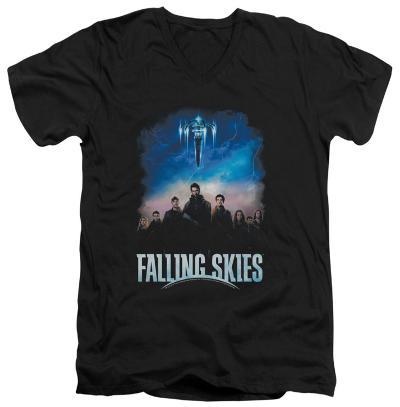 Falling Skies - Main Players V-neck