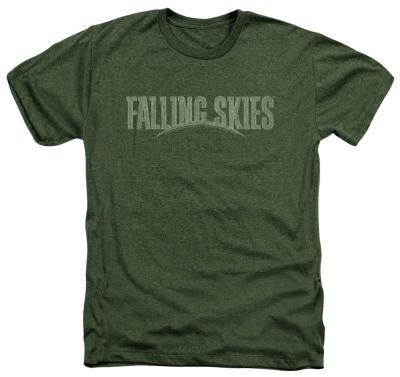 Falling Skies - Distressed Logo