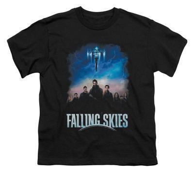 Youth: Falling Skies - Main Players