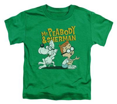 Toddler: Mr Peabody & Sherman - Deep Conversation