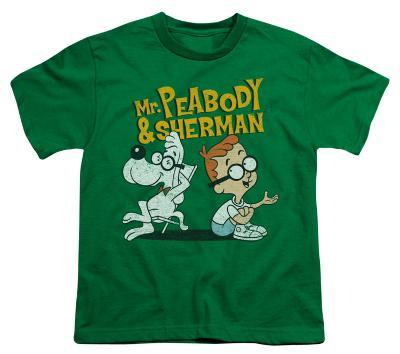 Youth: Mr Peabody & Sherman - Deep Conversation