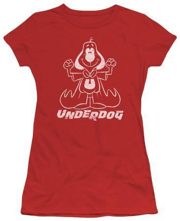 Juniors: Underdog - Outline Under