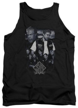 Tank Top: Sons Of Anarchy - Ties That Bind