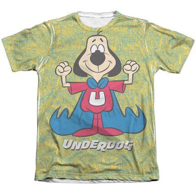 Underdog - Flexing