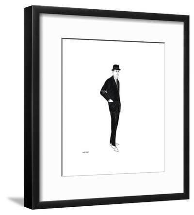 Male Fashion Figure, c. 1960