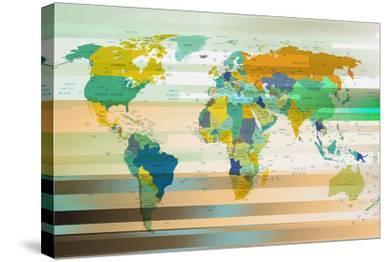 Modern World Map III